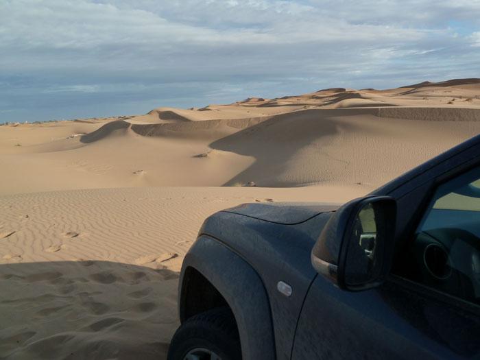 Marruecos. Dunas