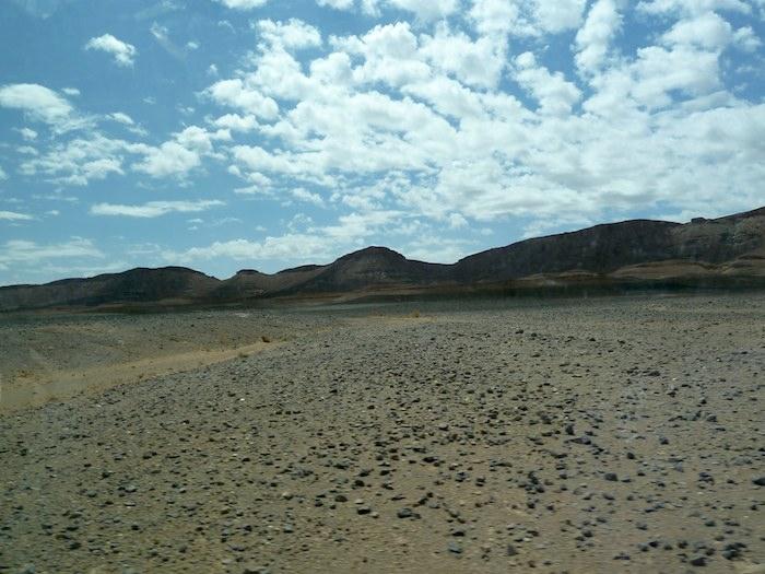 Marruecos. Desierto.