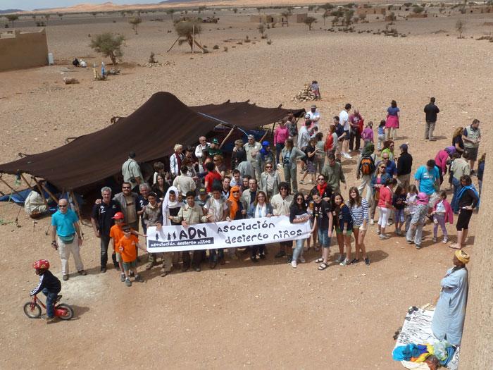 Asociación El desierto de los niños