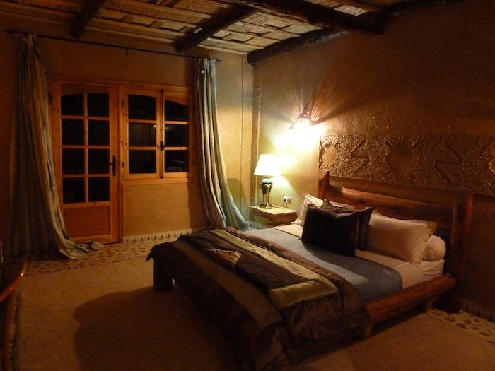 Primera fotografía de habitación