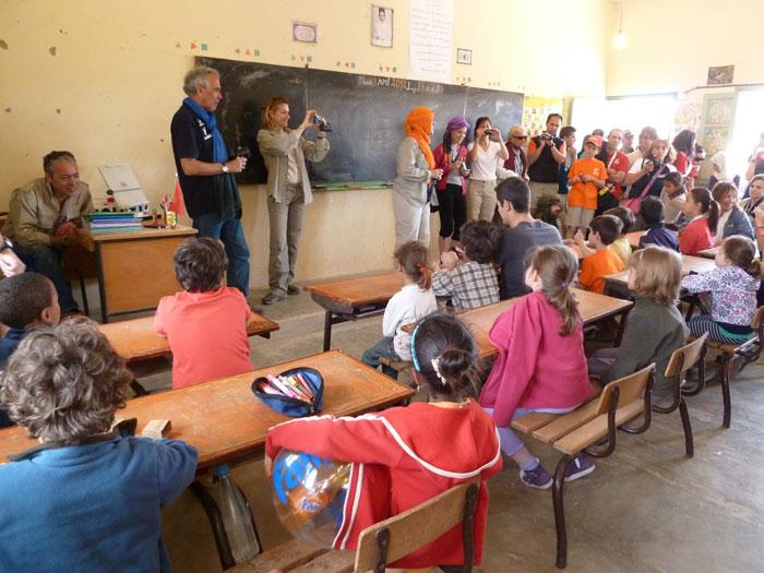 Escuela de los niños