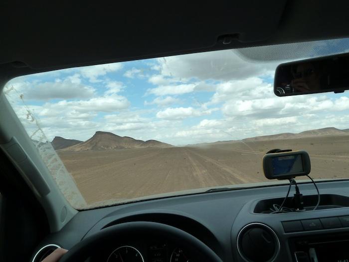 Más desierto. Marruecos.