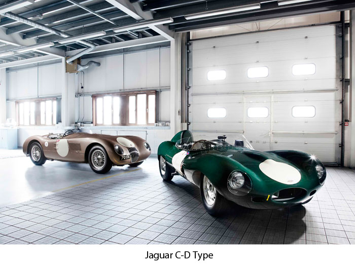 Jaguar C D-Type