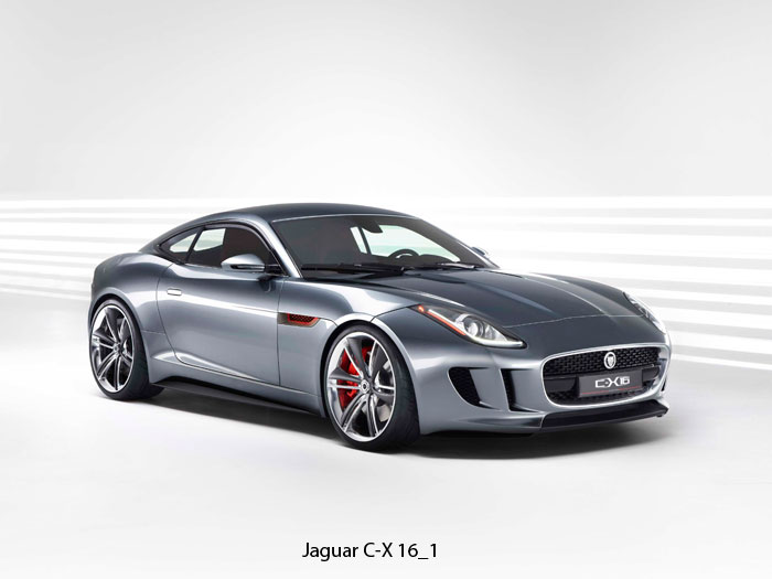 Jaguar CX-16