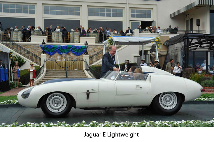 Jaguar E Lightweight