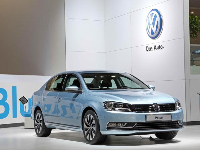 Prueba de consumo (85): Volkswagen Passat 1.6-Tdi BlueMotion