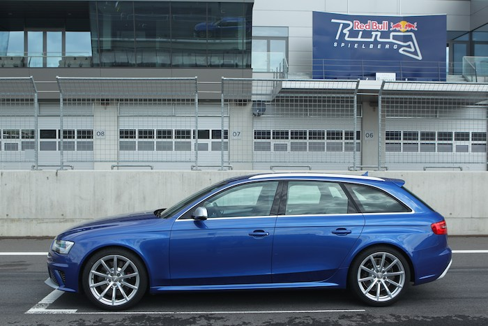 Cooking ideas for Audi. Cooking Audi for ideas. Zum Wohle RS4 Avant.