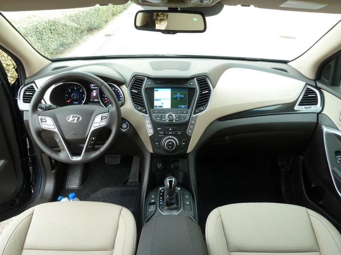 Hyundai Santa Fe. Precios y fotos (1 de 4)