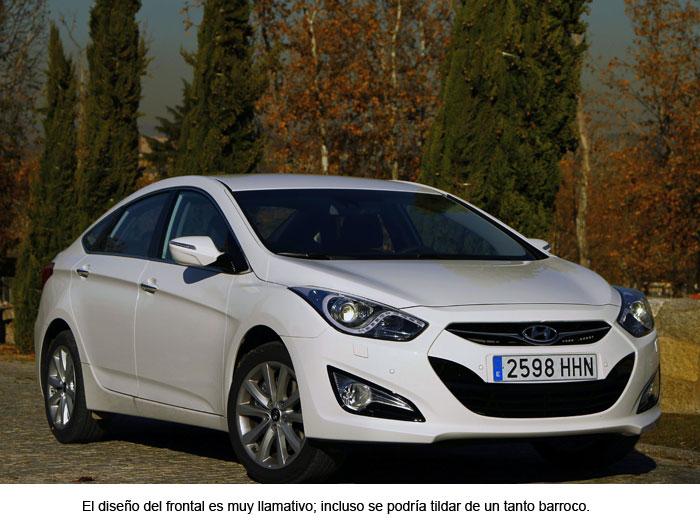 Prueba de consumo (94): Hyundai i40 1.7-CRDi BlueDrive Sedán