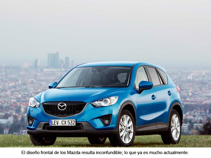 Prueba de consumo (93): Mazda CX-5 2.2D 2wd