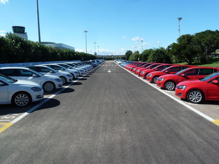 Volkswagen Golf. Presentación