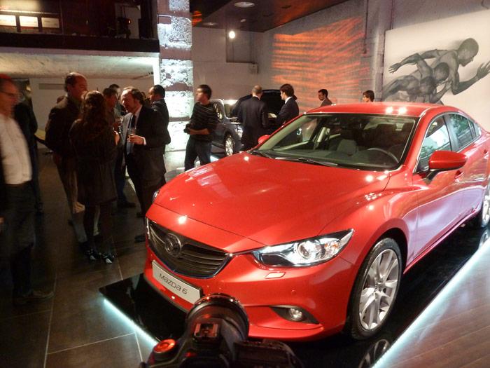 Mazda6. El Alma del Movimiento by Mazda