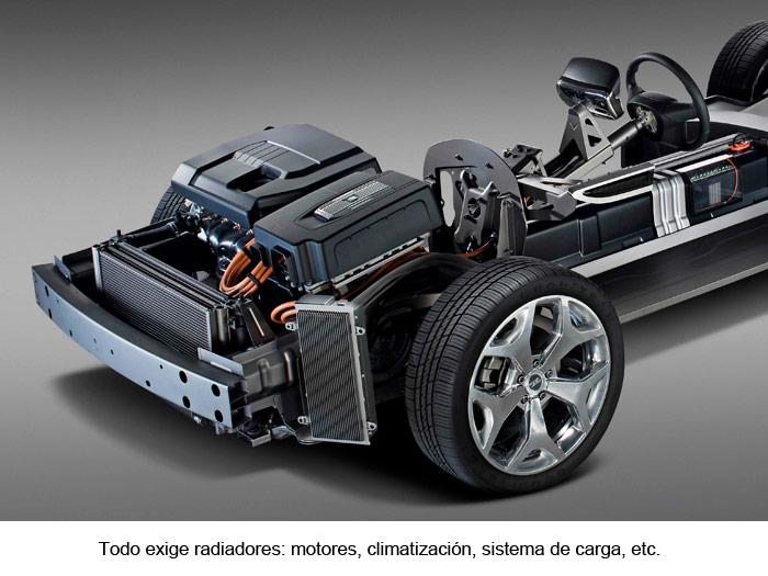 Opel Ampera. Motor, sistema de carga