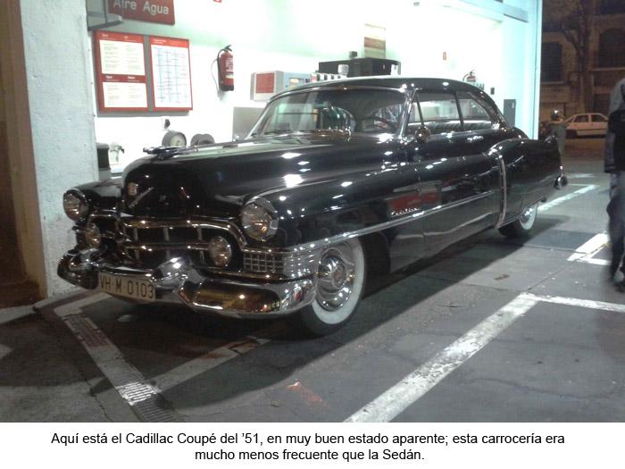 El Cadillac de Franco y mi Seat FU-0