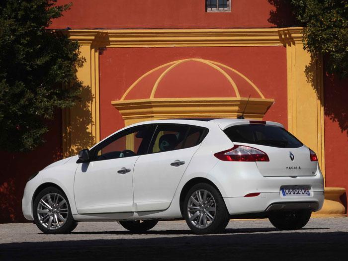 Renault Mégane. Prueba de consumo