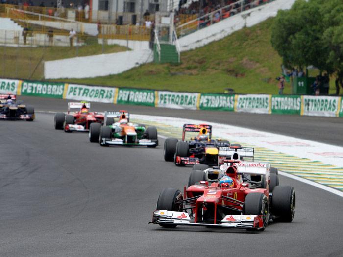 Fórmula 1. Brasil. Sao Paulo