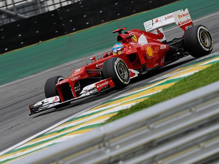 Fórmula 1. Ferrari. Fernando Alonso.