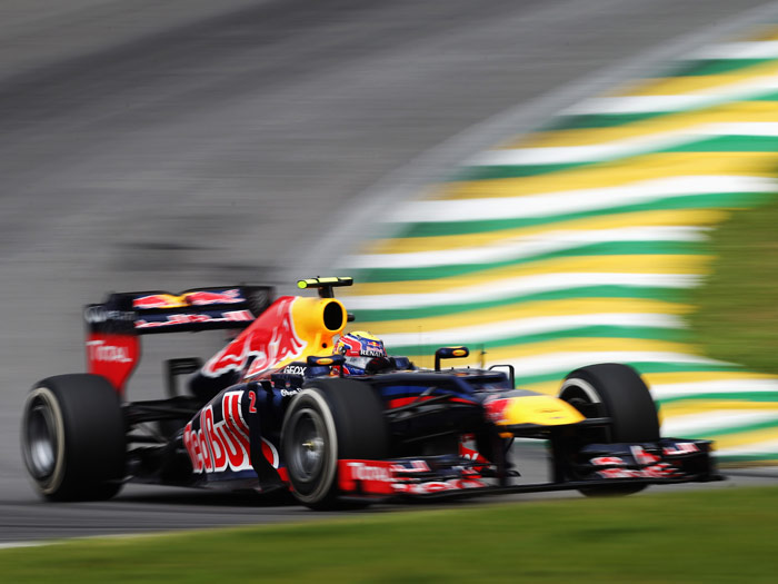 Fórmula 1. Red Bull. Brasil. Sao Paulo