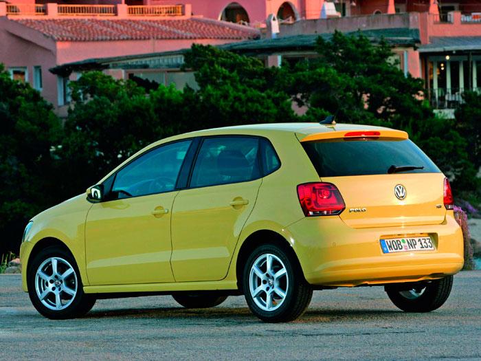 Volkswagen Polo. Motor de gasolina 90 CV