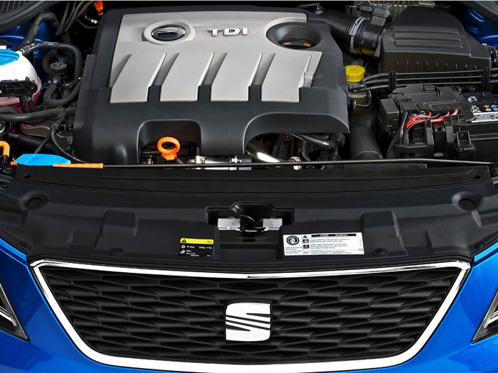 SEAT Toledo. Motor