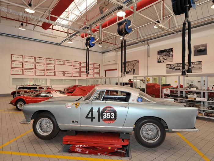 """Berlinetta 250-GT """"Tour de France"""" 1956"""