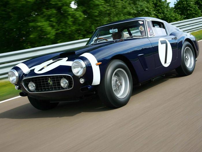 250-GT Berlinetta de Stirling Moss