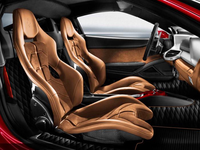 """Spyder 458 de línea """"Scuderia"""""""