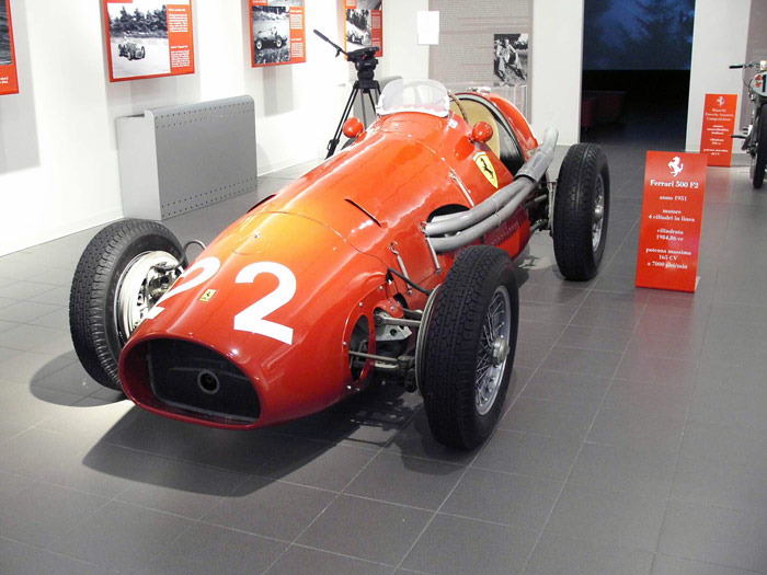 Puro clasicismo: 500 de Fórmula 2 de 1951/2