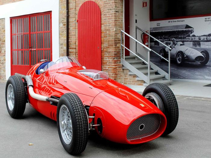 375 Monoposto Corsa Indianápolis de 1953