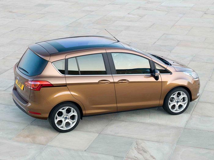Ford B-MAX. Prueba de consumo