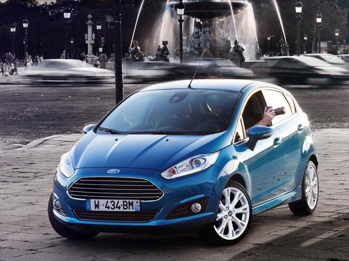 Ford Fiesta. Prueba de consumo