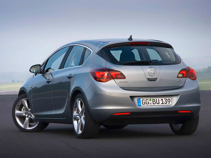 Opel Astra ecoFlex. Prueba de consumo
