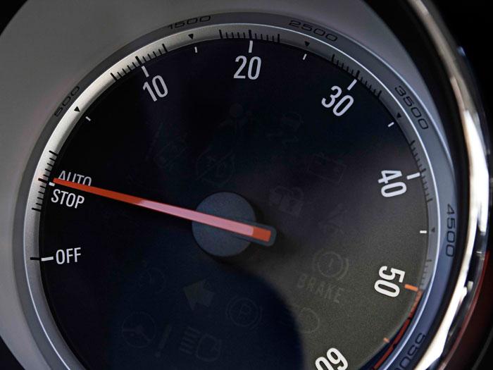 Opel Astra ecoFlex. Prueba de consumo. Cuentarrevoluciones