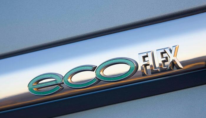 Opel Astra ecoFlex. Prueba de consumo. Anagrama