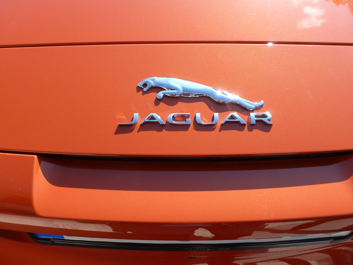 Jaguar F-Type 2013. Anagrama