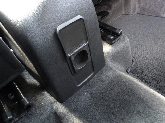 Chevrolet Trax 2013. Conexión fuentes externas