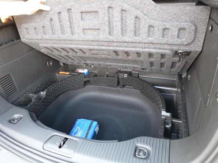 Chevrolet Trax 2013. Rueda de repuesto