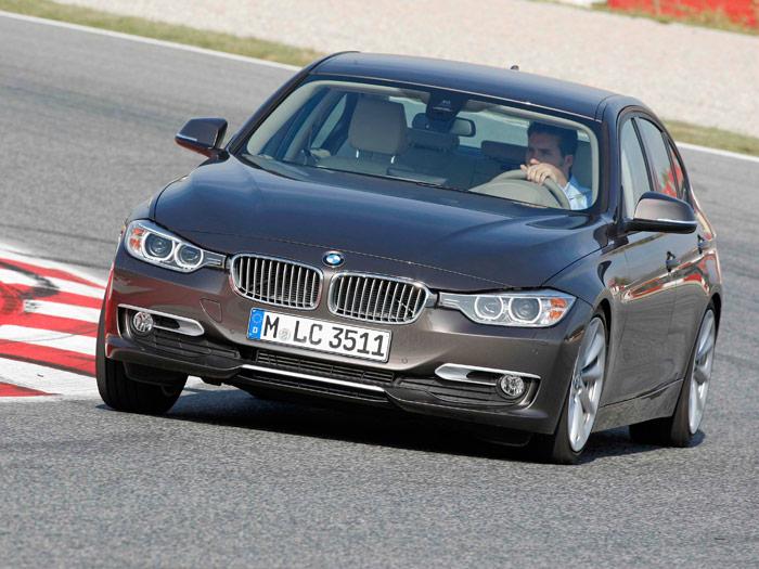 BMW 320d EfficientDynamics automático. Prueba de consumo