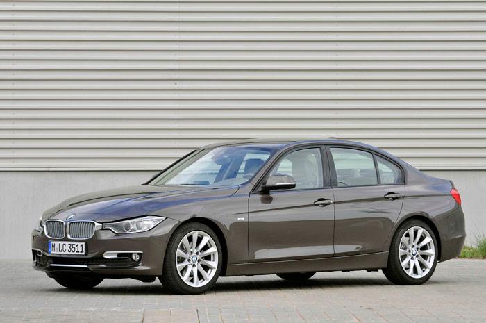 BMW 320d EfficientDynamics automático
