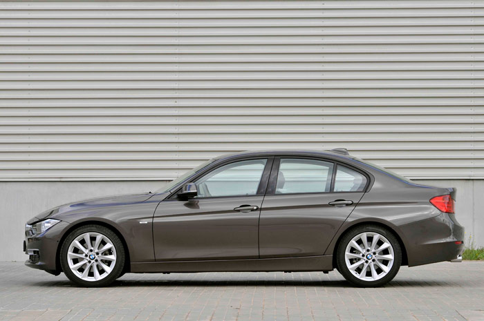 BMW 320d EfficientDynamics automático
