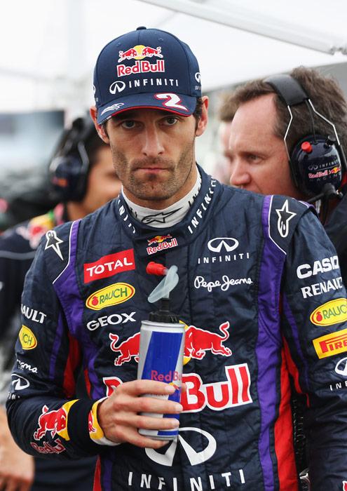 Fórmula 1. Malasia 2013. Webber