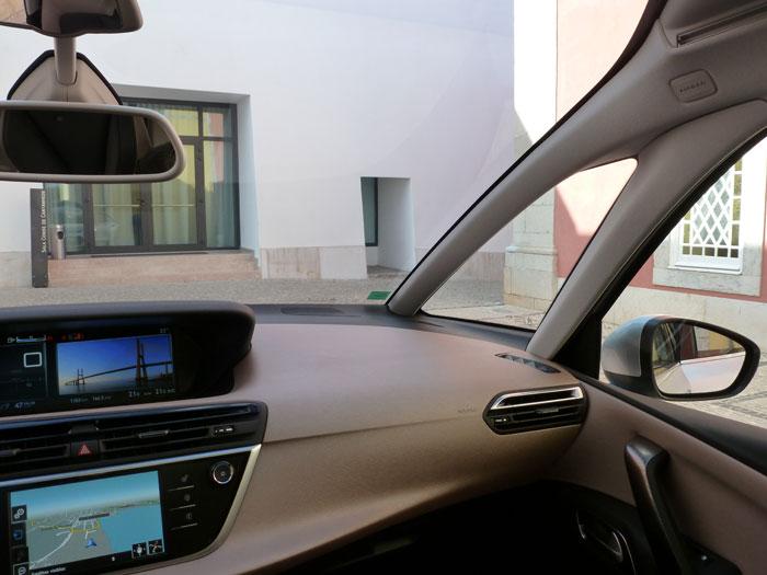 Citroën C4 Picasso THP 155 Exclusive. 2013. Parabrisas
