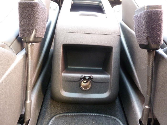 Citroën C4 Picasso THP 155 Exclusive. 2013. Conexíón fuente externa