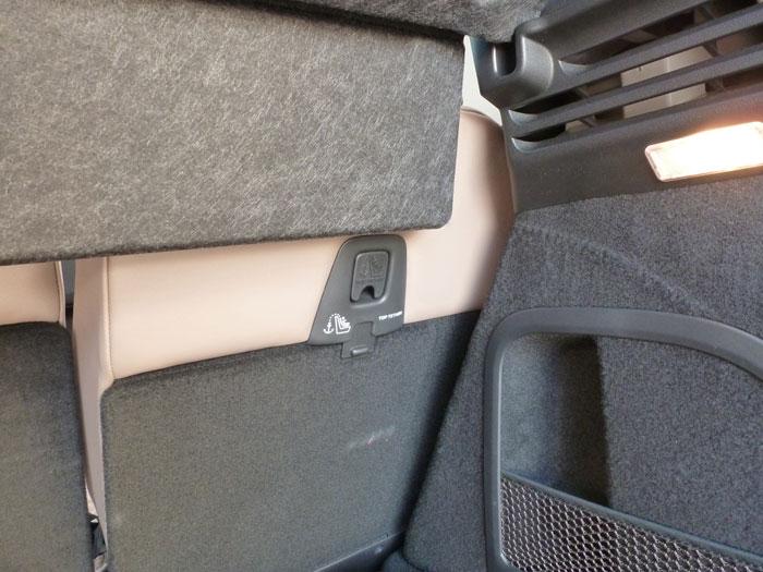 Citroën C4 Picasso THP 155 Exclusive. 2013. Anclaje Isofix