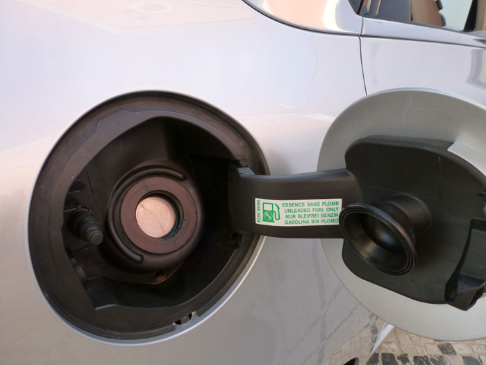 Citroën C4 Picasso THP 155 Exclusive. 2013. Tapa deposito combustible