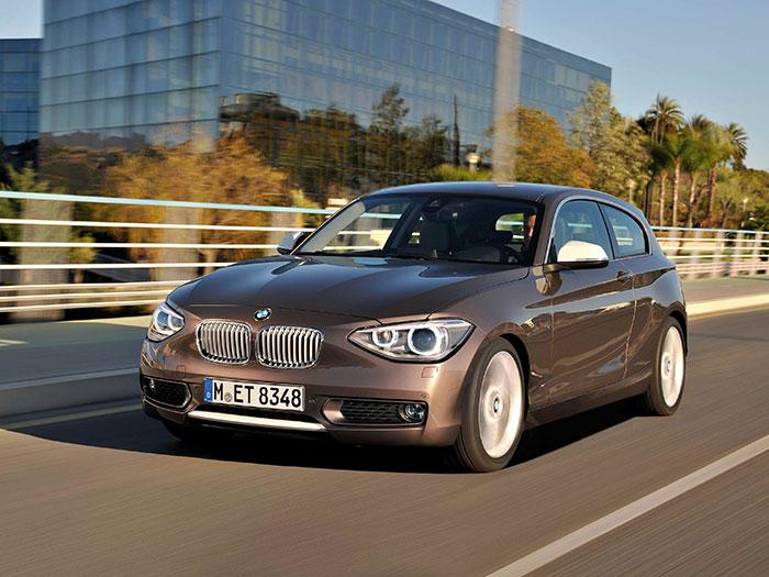 Prueba BMW 116d ED 116 CV