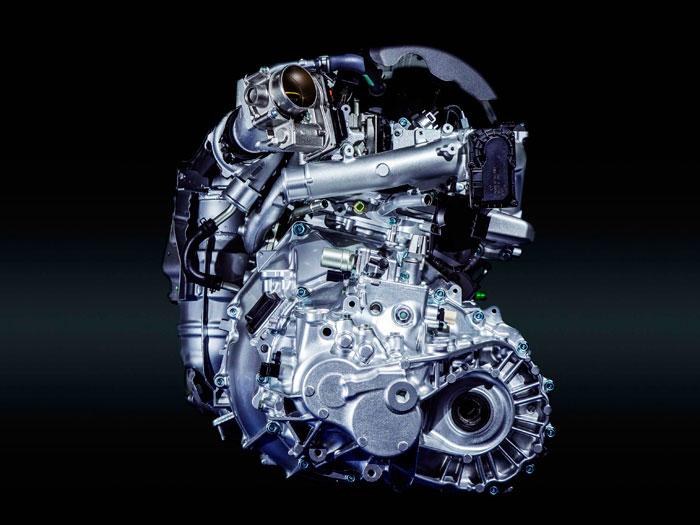Motor Honda Civic 1.6