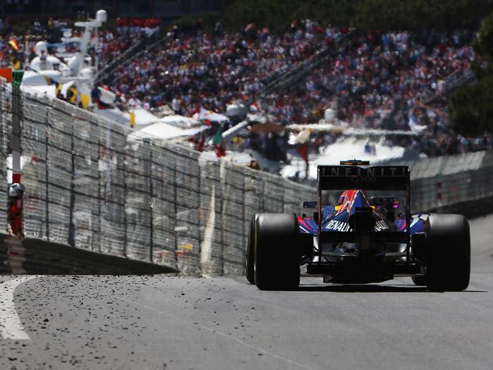 Fórmula 1. Mónaco