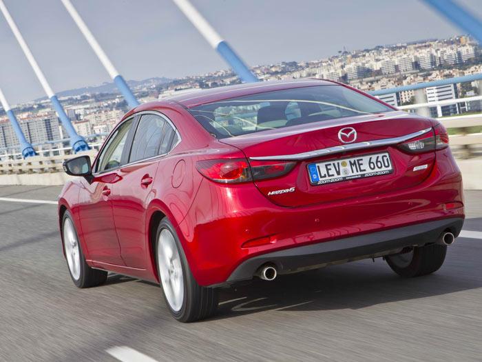 Mazda6. Prueba interesante