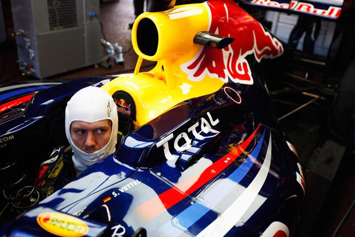 Fórmula 1. Mónaco. Vettel